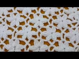 Youtube Crochet Patterns Classy How To Crochet Flowers Stitch Crochet Patterns 48 YouTube