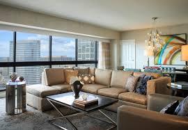 Nashville 2 Bedroom Suites Executive Club Suite Living Area Renaissance Nashville Hotel
