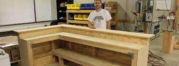 how to build a durable home diy bar