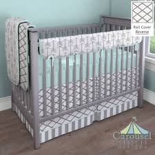 full size of interior crib bedding sets for boys decorative teal and grey 16 best