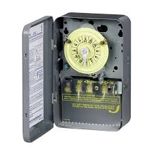 intermatic mechanical residential hardwired timer view larger