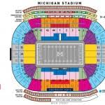 Michigan Football Seating Chart Seating Chart