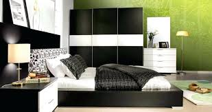 wall colors for black furniture. Brilliant Colors Bedroom Colors With Black Furniture Agreeable Modern Bed Idea  Beside Terrific Side Table Design With Wall Colors For Black Furniture