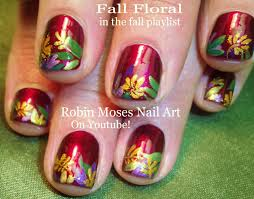 Easy Fall Nail Designs For Beginners