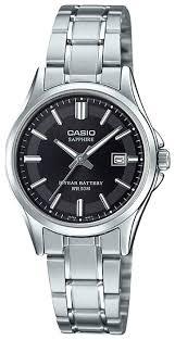 Наручные <b>часы CASIO LTS</b>-<b>100D</b>-1A — купить по выгодной цене ...