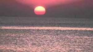منظر شروق الشمس بنقاوة عالية جداً HD1080p - YouTube