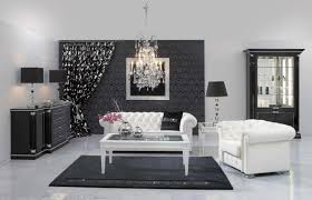 40 Black And White Living Room Designs Bringing Elegant Chic Into Enchanting White Modern Living Room Ideas