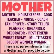 Strong Mother Quotes Inspiration Quotes About A Mother And Teacher Google Search Nanay Teacher