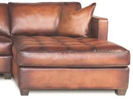 Tan Leather Sectional Couch Sofa Collection Van  Furniture   042