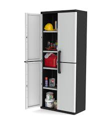 Resin Utility Cabinet Keter Space Winner 4 Shelf Utility Cabinet Tools Garage