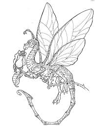 Realistic Dragon Coloring Pages For Adults At Getdrawingscom Free