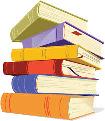 book stack free png file to