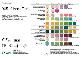Siemens Urine Test Strips Results Chart Pregnancy