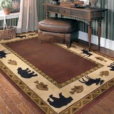 rustic cabin rugs new best area ideas on 8x10 rustic area rugs for cabin