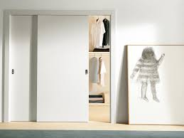 How to Fix the Closet Doors Sliding | Classy Door Design