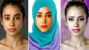22 countries photoped one woman to be beautiful here s what happened you