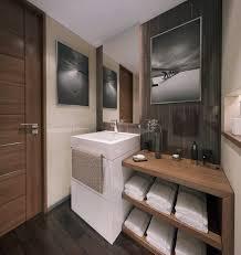apartment bathroom designs. Cool Apartment Bathroom Design 35 4 Small Apartments Showcase The Flexibility Of Compact Architecture Designs