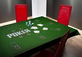 rectangular table cloth green