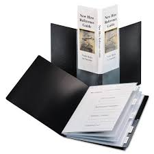 sheet protector book bound sheet protector presentation book c line bound sheet protector