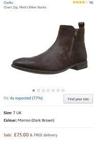 Clark S Men S Suede Zip Up Boots In Redland Bristol Gumtree