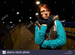 Image result for picture of woman singing at night alone