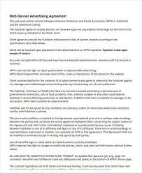 22 Advertising And Marketing Agreement Templates Pdf