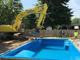 so you think installing a fiberglass pool is easy so did i part 2 3
