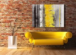 black white grey yellow abstract wall art contemporary canvas on black grey and yellow wall art with yellow black white and grey canvas wall art print i find these