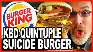 burger king secret menu item kbd