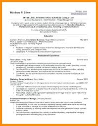 Current College Student Resume Sample Academic Resume Current ...
