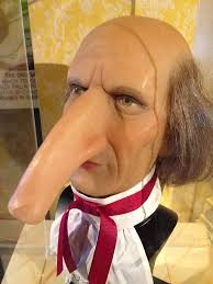 Long Nose A Short Story About The Long Nose Of Thomas Wedders