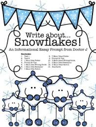 snowflakes informational essay writing prompt common core tn ready  snowflakes informational essay writing prompt common core tn ready aligned 3rd 4th 5th grade