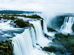 most beautiful natural places in the world to visit iguazu falls brazil