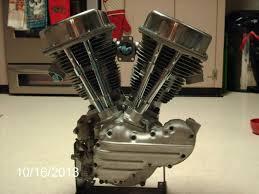1952 harley davidson fl panhead original engine for sale on 2040 motos