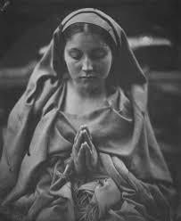 Suffering blessed virgin wife joseph