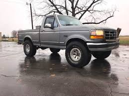 1995 Ford F-150 for sale in Corryton, TN