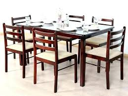pub style dining table set 6 chair kitchen table glass top square dining table 6 person pub style dining table set