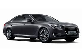 new car launches from hyundai2017 Genesis G90 Launches Hyundais New Luxury Brand in Detroit