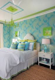Light Teal Bedroom Lovely Teen Girls Bedroom In Green And Blue With Cool Green
