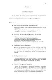 6 Narrative Report Template Sample For Seminar An Example In