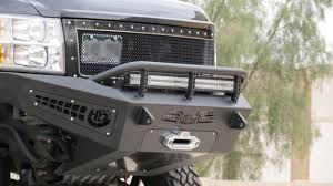 Shop Chevy Silverado 2500 HoneyBadger Front Bumpers