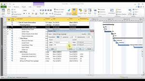 Ms Project Print Gantt Chart Without Timeline Microsoft Project 2010 2013 Pt 3 Print Chart Reports