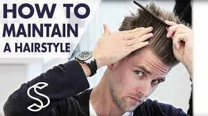 Hair Style Undercut how to maintain a hairstyle undercut and volume mens hair 8783 by wearticles.com