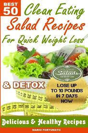 Best 50 Clean Eating Salad Recipes For Quick Weight Loss