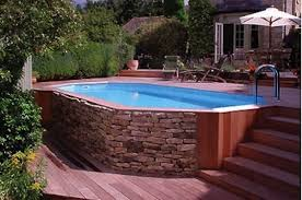 Above ground swimming pool Luxury Awesome Above Ground Pools Outdoor Inspiration Gallery Apartment Therapy Pinterest Awesome Above Ground Pools The Garden Pinterest In Ground