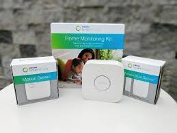 smartthings diy home automation hub and devices