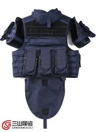 Bulletproof Blue Light Hot Item Cheap Light Camouflage Protective Vest With Bulletproof Ceramic