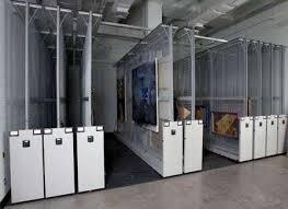 rolling art storage racks spacesaver rolling art storage racks spacesaver