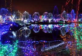 Columbus Zoo Lights Pictures 8 Holiday Light Displays To Visit In Columbus This Winter