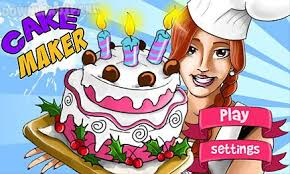 Cake Maker Cooking Master Android Game Free Download In Apk